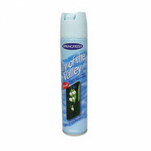 BRAIT Õhuvärskendaja BRAIT Lily of the Valley 3in1, 300 ml