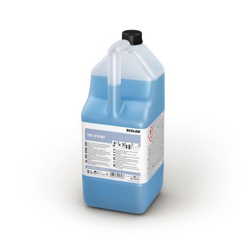 Ecolab Imi Orange 5L, nõrgalt aluseline üldpuhastusaine, kastis 2 tk