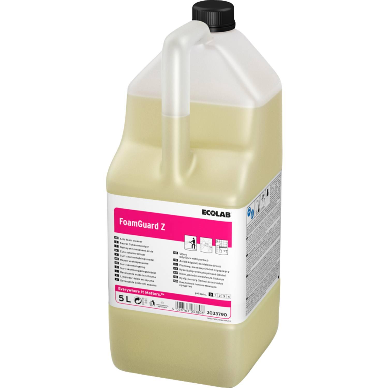 Ecolab Foamguard Z  5L ,happeline vahupesuaine, kastis 2 tk