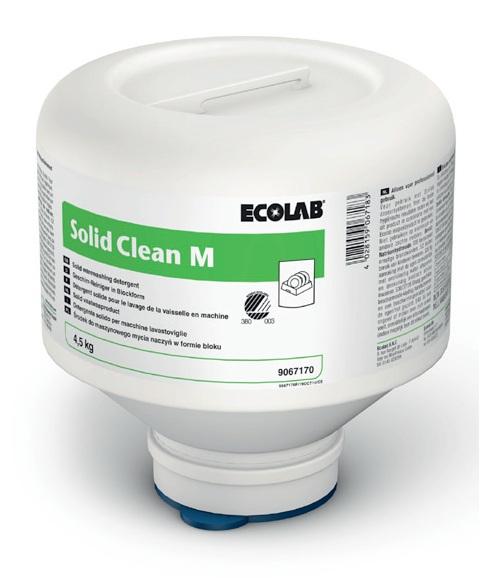 Ecolab Solid Clean M 4,5kg, nõudepesupasta, kastis 4 tk, LÕPUMÜÜK