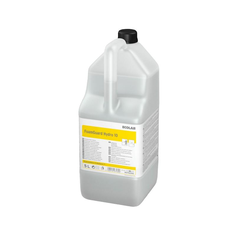 Ecolab Foamguard Hydro 10 5L, aluseline vahupesuaine, kastis 2 tk