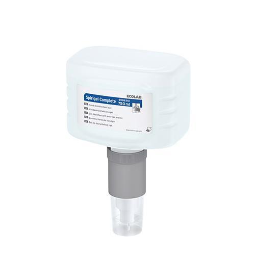 Ecolab Nexa Spirigel Complete käte antiseptik, 750 ml, k: 6tk