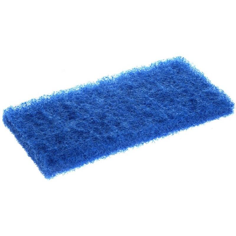 HT Hõõrukiplaat, sinine, 12x25cm, kastis: 10 tk