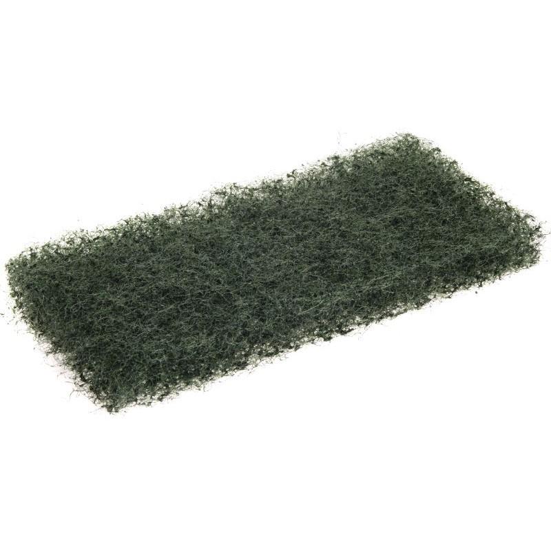 HT Hõõrukiplaat, roheline, 12x25 cm, kastis: 10 tk