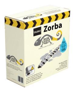 Zorba Leak Lizard, absorbentriba, pakis 50 riba
