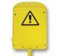 IPC Tools hoiatustahvel kärule, kollane, kõrgus 490mm, LÕPUMÜÜK