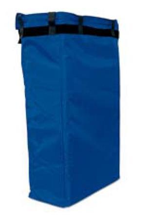 IPC Tools Koristuskäru kott, 120 L, plastik, sinine