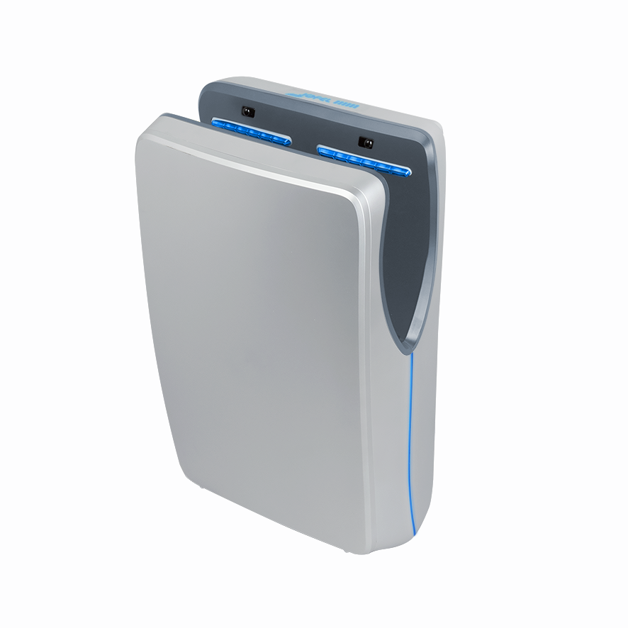 Jofel Tifon High Speed elektriline kätekuivati sensoriga, hõbedane, 1550W, 54x32x18cm