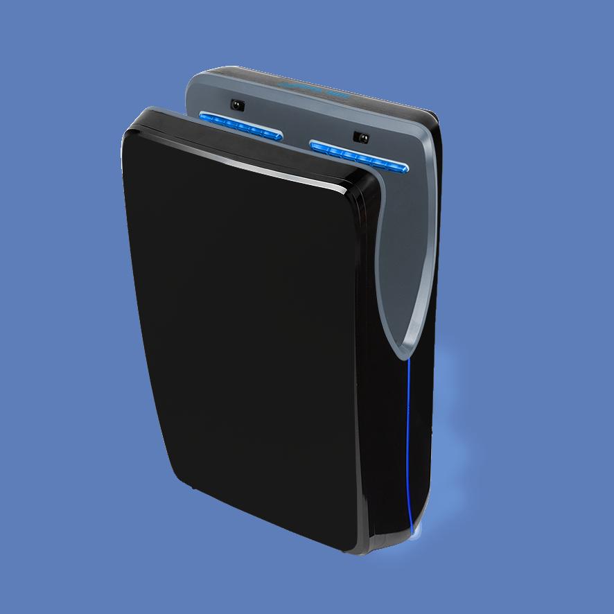 Jofel Tifon High Speed elektriline kätekuivati sensoriga, must, 1550W, 54x32x18cm