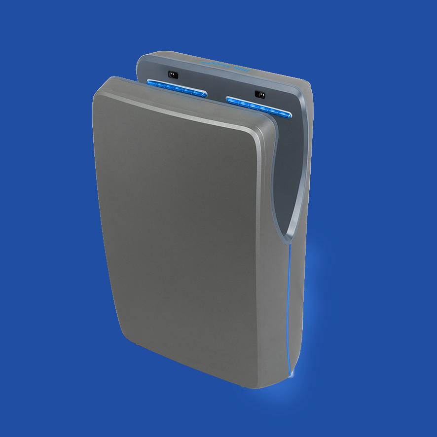 Jofel Tifon High Speed elektriline kätekuivati sensoriga, grafiithall, 1550W, 54x32x18cm