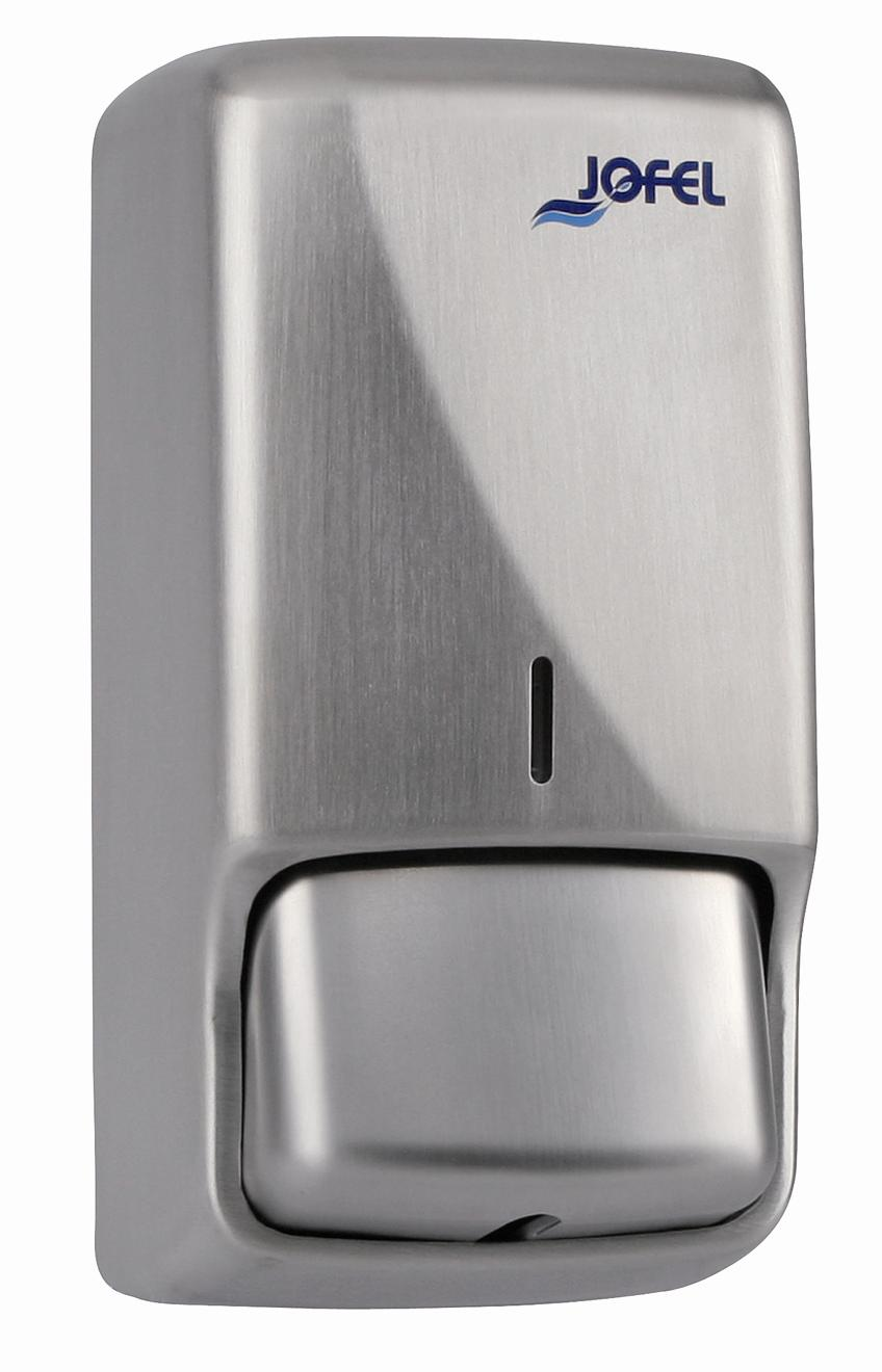 Jofel Futura dosaator, vedelseebile, 850 ml, r/v teras, matt, 27x13x11,5 cm