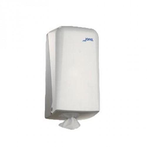 Jofel Azur Mini kesktõmbega rullkätepaberi dosaator, 29x14x14 cm