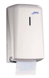 Jofel Azur dosaator, 2 WC rullile, valge, 29x14x14 cm