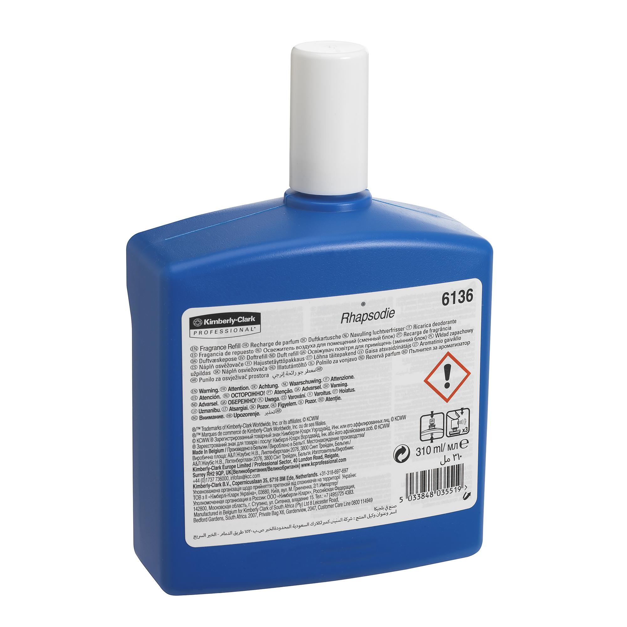 Kimberly-Clark® lõhn Rapsoodia,  kastis 6 tk