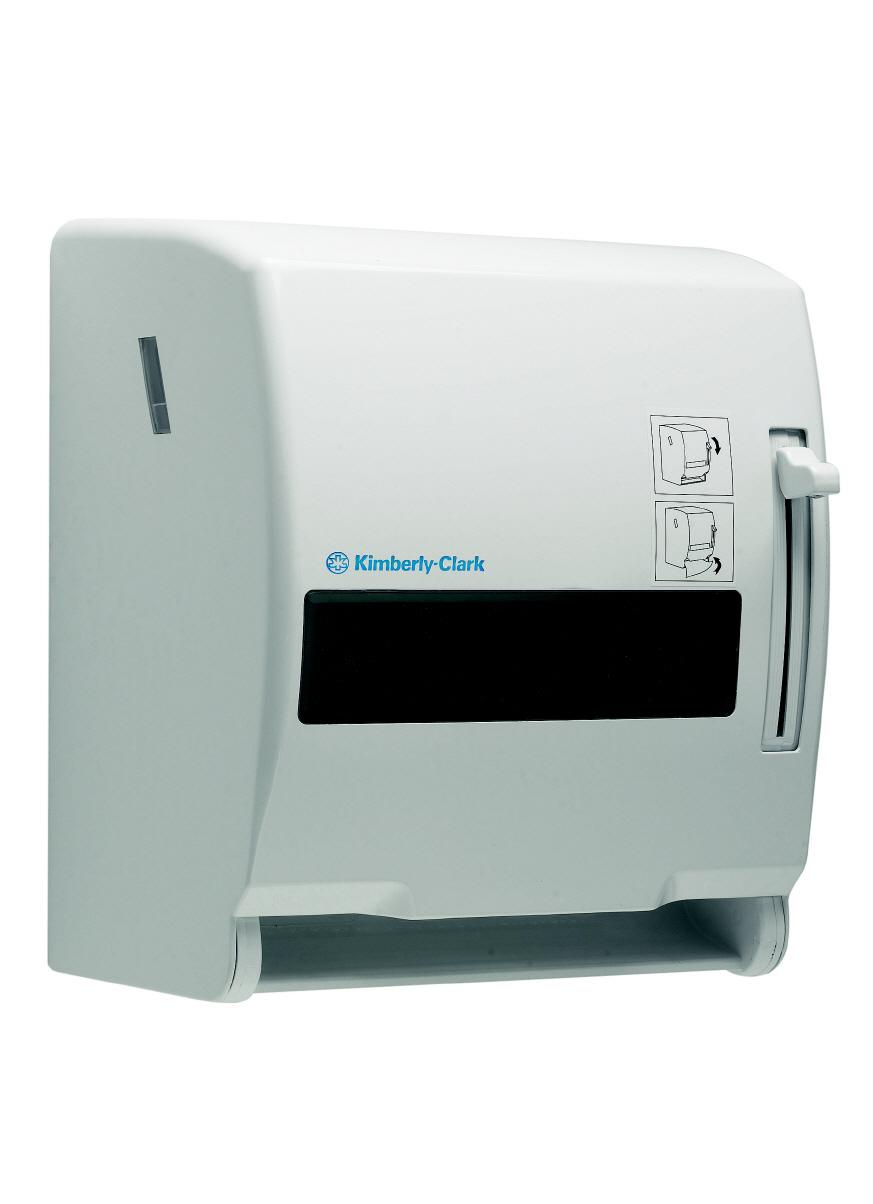 Kimberly-Clark® Windows rullkätepaberi dosaator, mõõdud 37,5 x 31 x 27 cm, LÕPUMÜÜK
