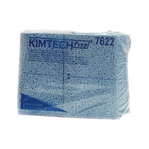 Kimberly-Clark® Kimtech Prep puhastuslapid, sinised, 12pk x 35 tk, 49 x 38cm, LÕPUMÜÜK