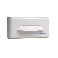 Kimberly-Clark® hügieenisalvrätikute hoidik Kimberly Clark, valge, plastik, LÕPUMÜÜK