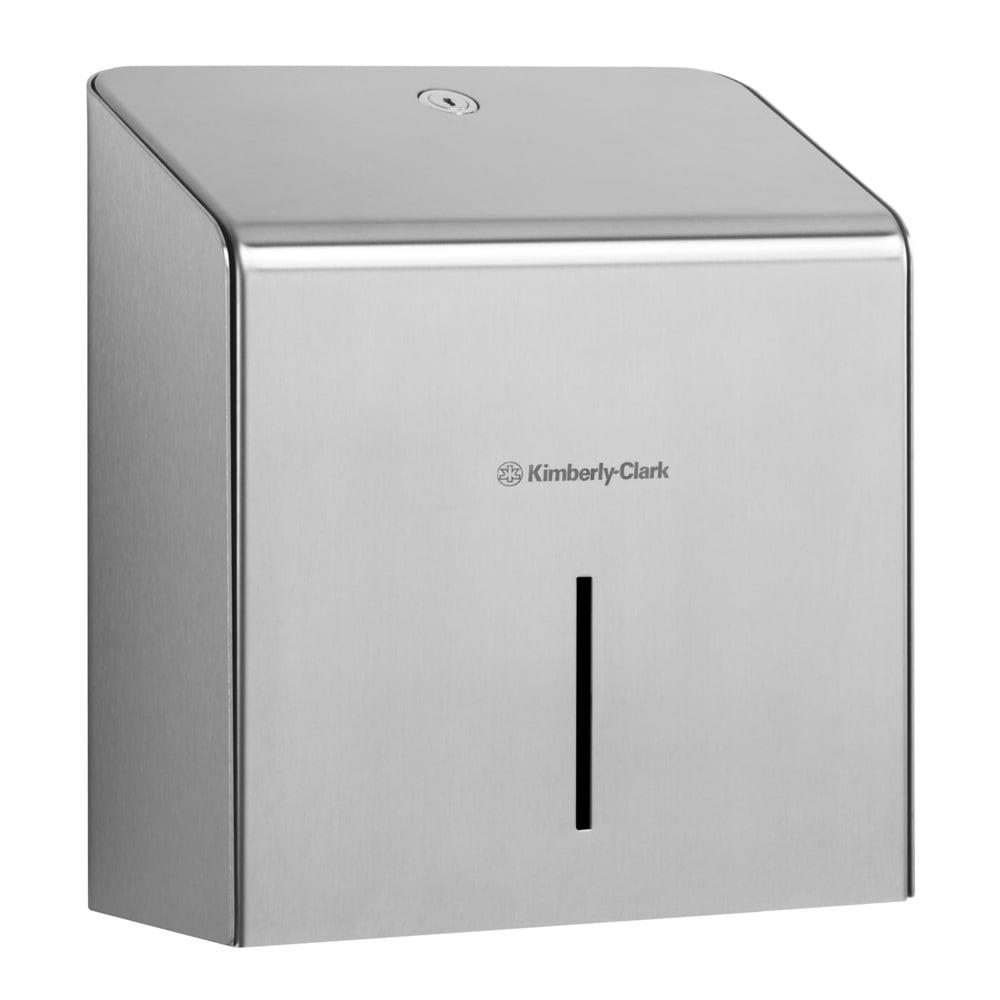 Kimberly-Clark dosaator, Mini Jumbo, 1 rullile, r/v, 26x24x12cm