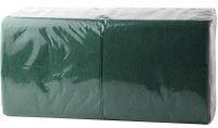 Salvrätikud 24 x 24 roheline, 1-kihiline, pakis 400 tk, kastis 18 pk