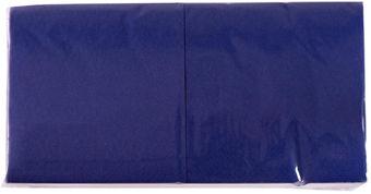 Salvrätikud 24 x 24 sinine, 1-kihiline, pakis 400 tk, kastis 18 pk