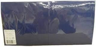 Salvrätikud 33 x 33 sinine, 1-kihiline, pakis 400 tk, kastis 6 pk