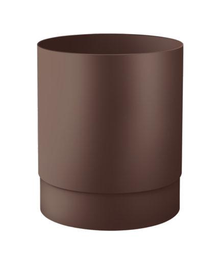 Marplast Soft Touch prügikast 13L, pruun, kastis 8tk