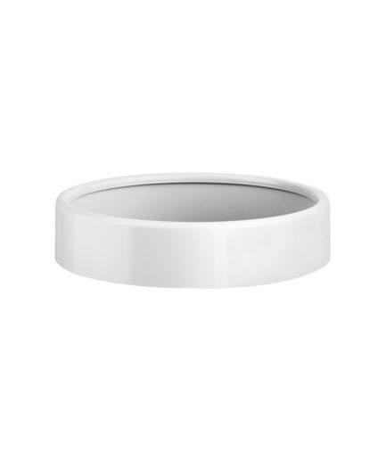 Marplast Soft Touch kaas prügikastile 13L, valge, kastis 8tk