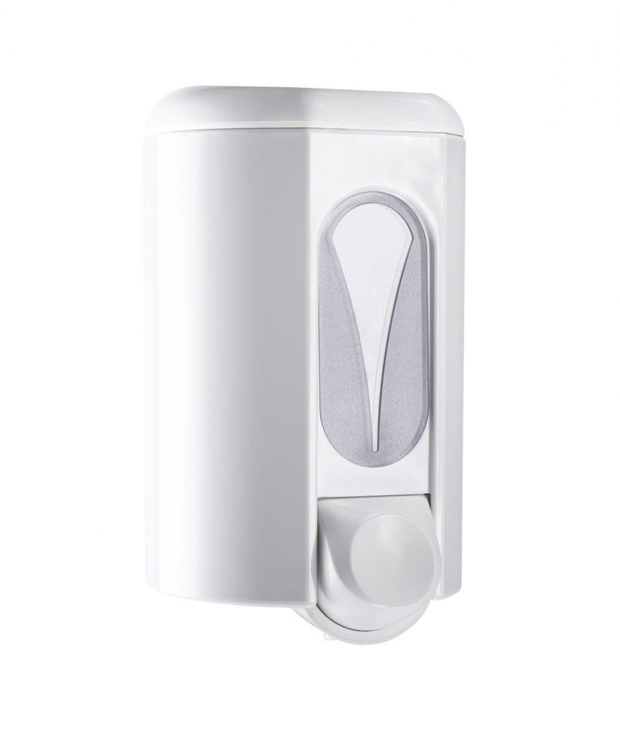 Marplast dosaator, vedelseebile, 1L, valge, täisaken, 24x12x14 cm, kastis 6tk