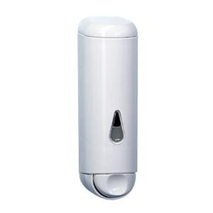 Marplast dosaator, vedelseebile, 170ml, valge, aknaga, kastis 12tk