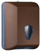 Marplast Soft Touch dosaator, BulkPack, pruun, kastis 6tk