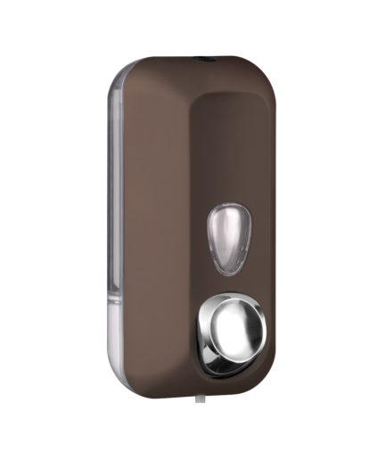 Marplast Soft touch dosaator, vedelseebile, 550ml, pruun, kastis 6tk