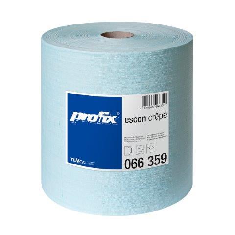 Profix Escon Crepe Roll sinised lapid 30 x 38 cm, 500 tk/rullis, kastis 1 rull