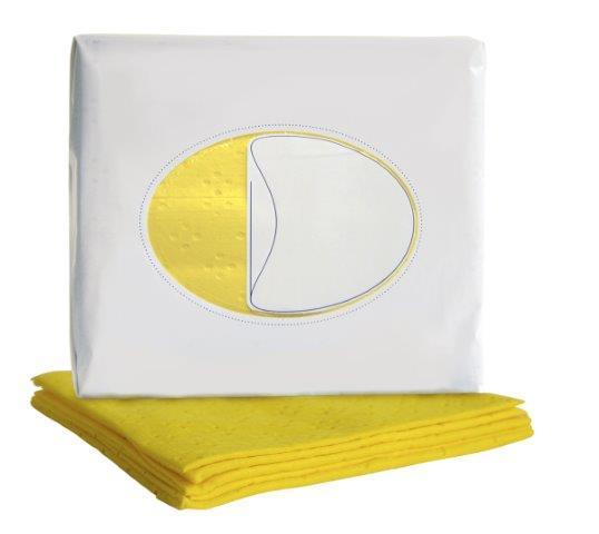 Profix Yellow Z lapid 32 x 36 cm, 32 tk/pakis, kastis 10 pk