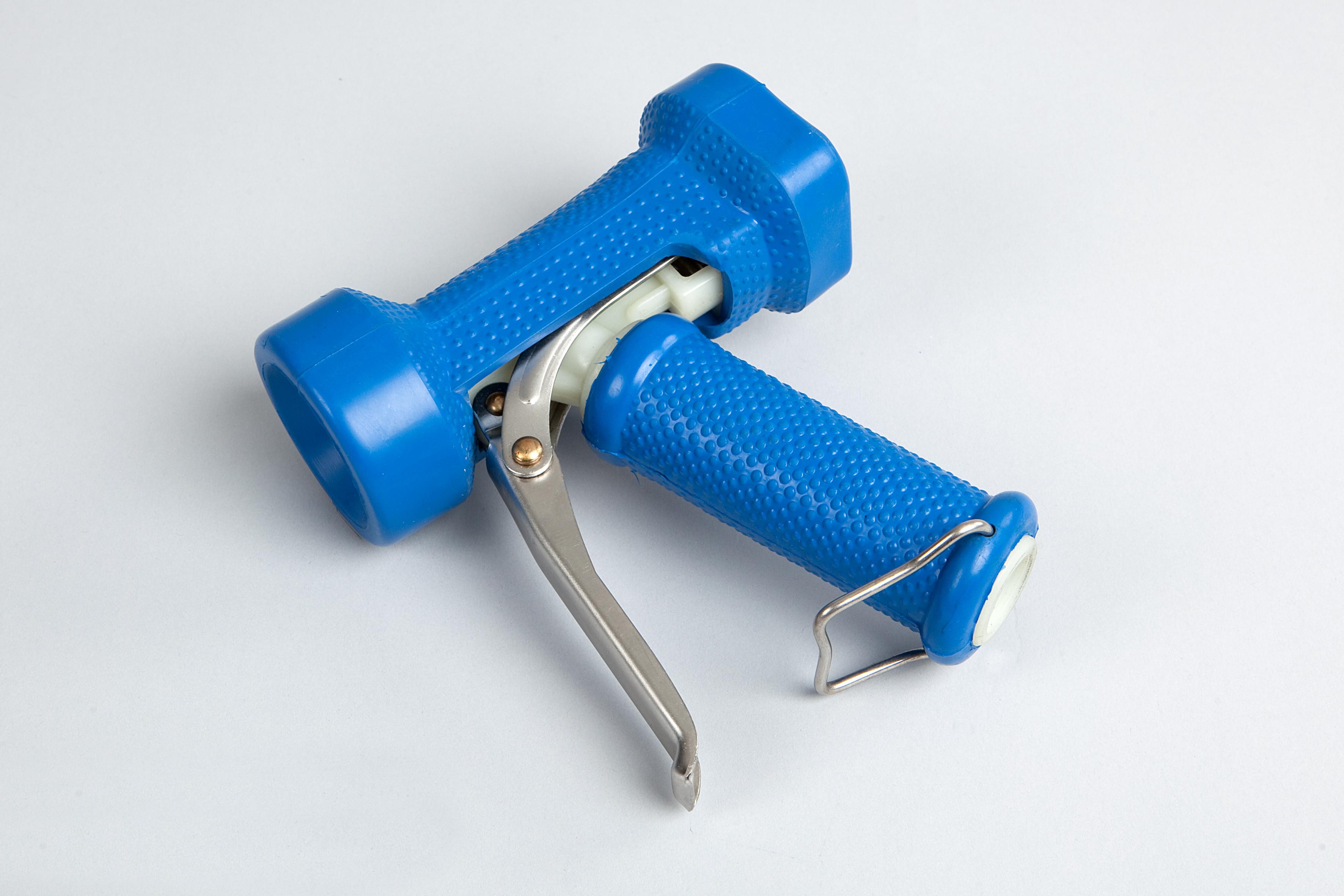 Tööstuslik veepüstol, sinine, 12 bar, 50 C