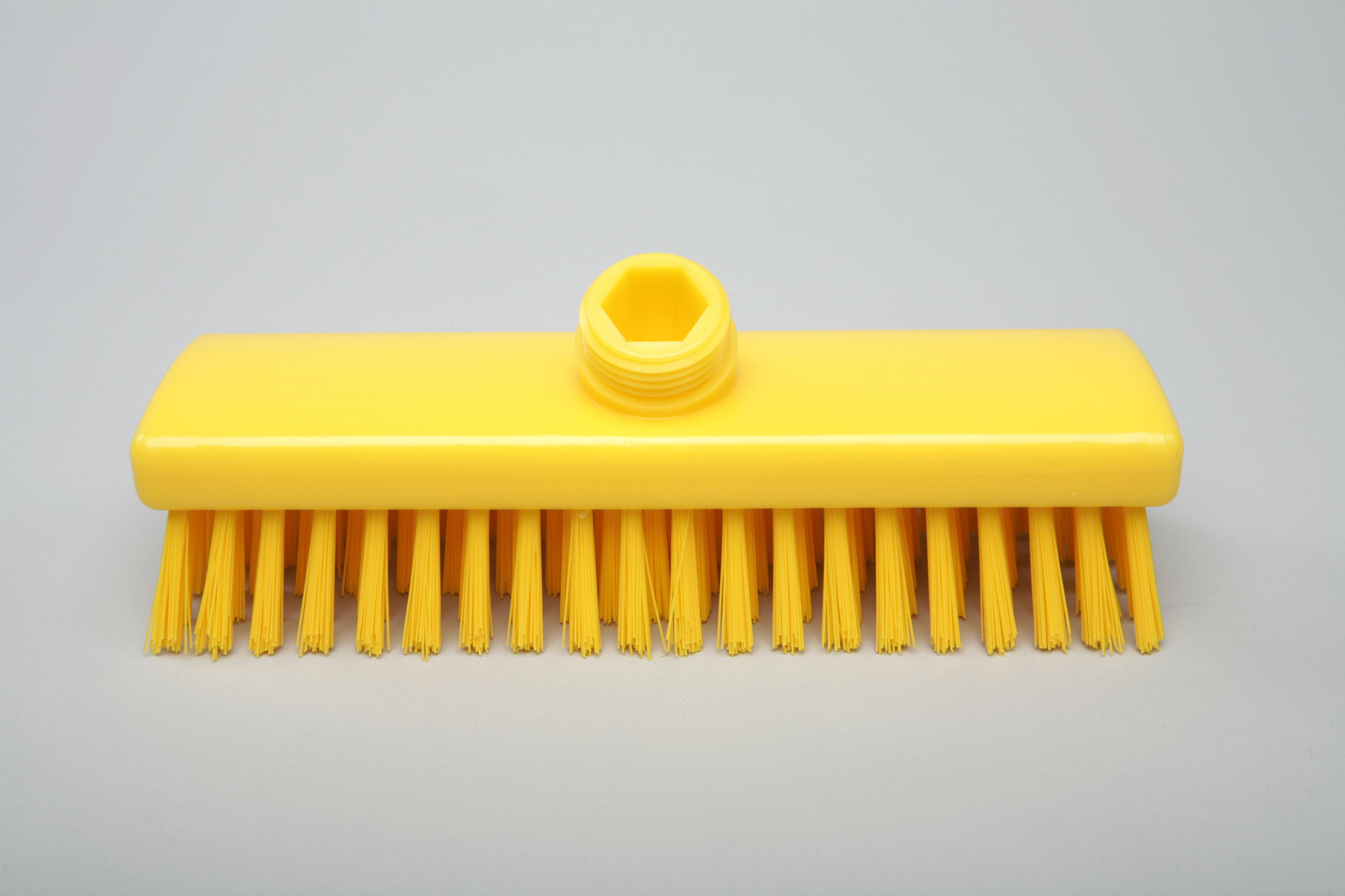 Unimop küürimishari 225 x 60 x 30 mm, tugev, kollane, kastis 6 tk