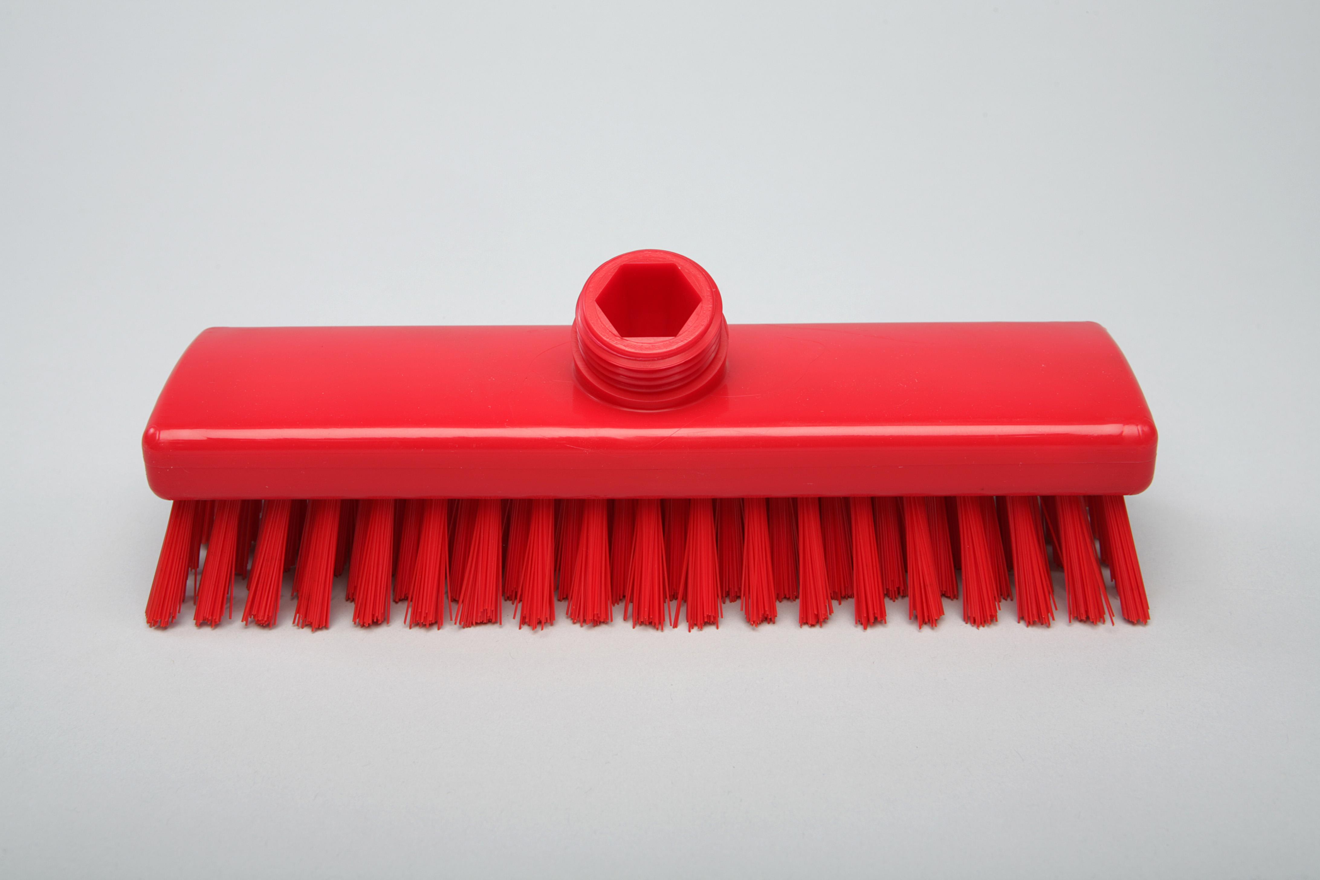 Unimop küürimishari 280 x 50 x 30 mm, tugev, punane, kastis 6 tk
