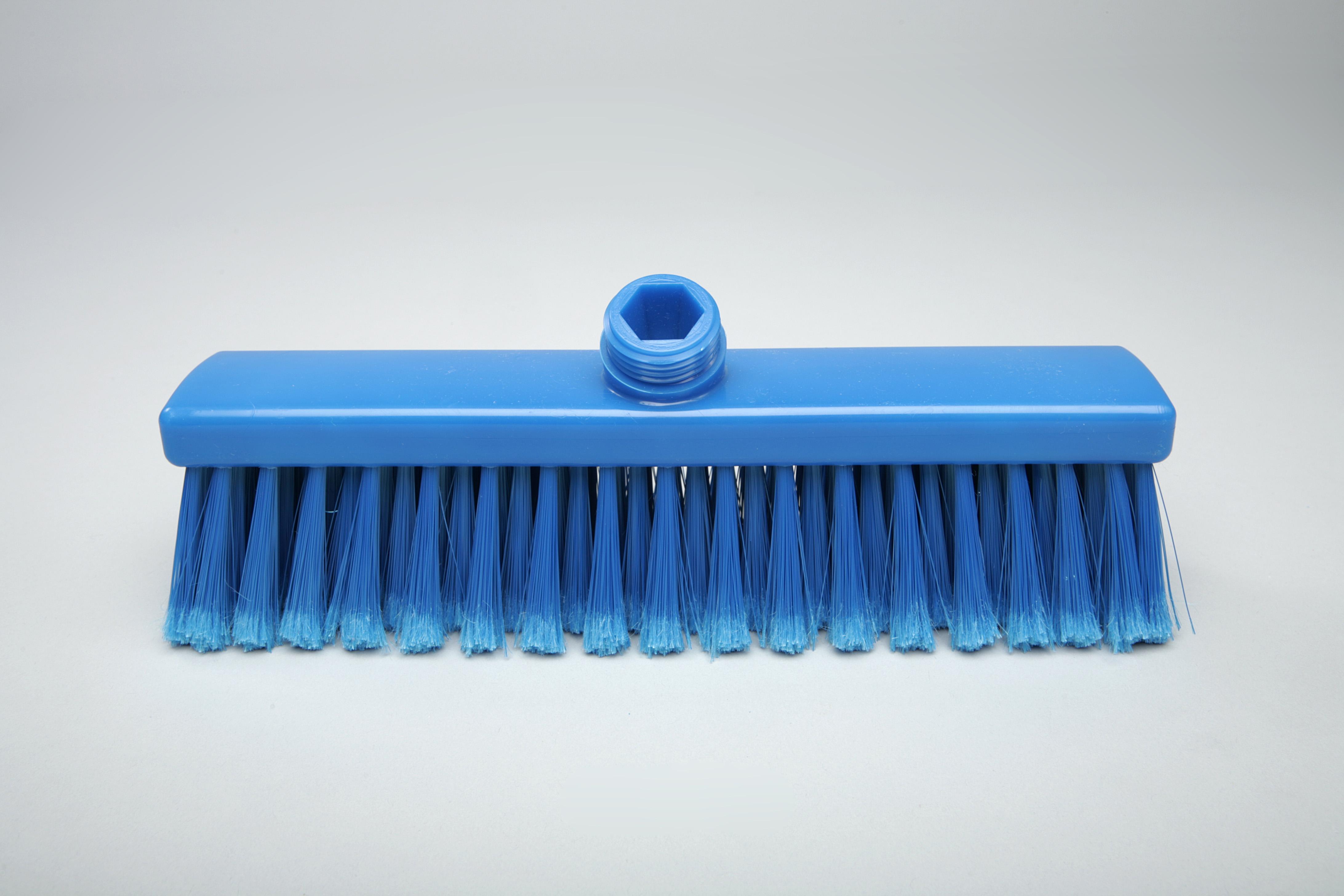 Unimop pühkimishari 280 x 50 x 55 mm, pehme, harg. harj, sinine, kastis 6tk