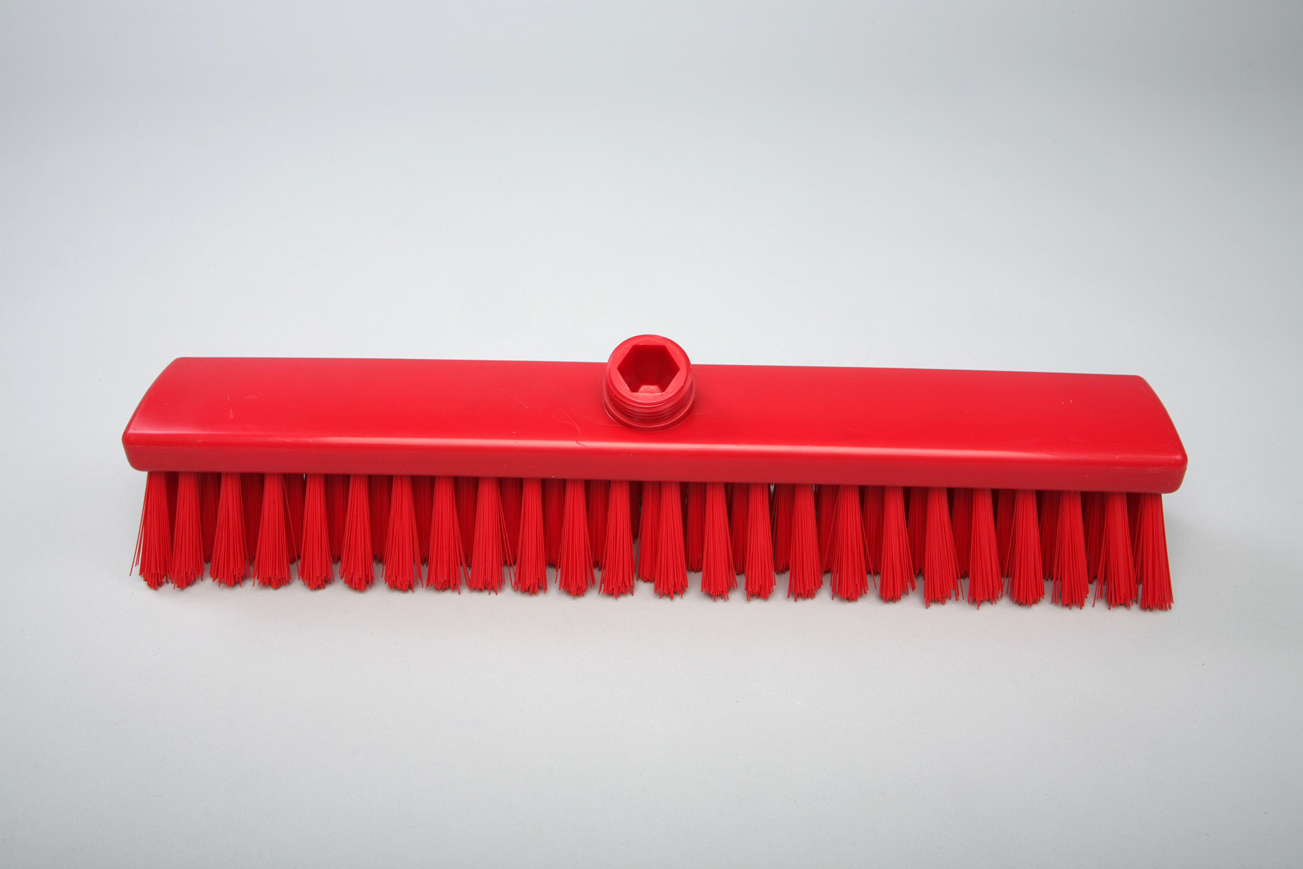 Unimop pühkimishari 400 x 60 x 55 mm, keskmine, punane, kastis 6 tk