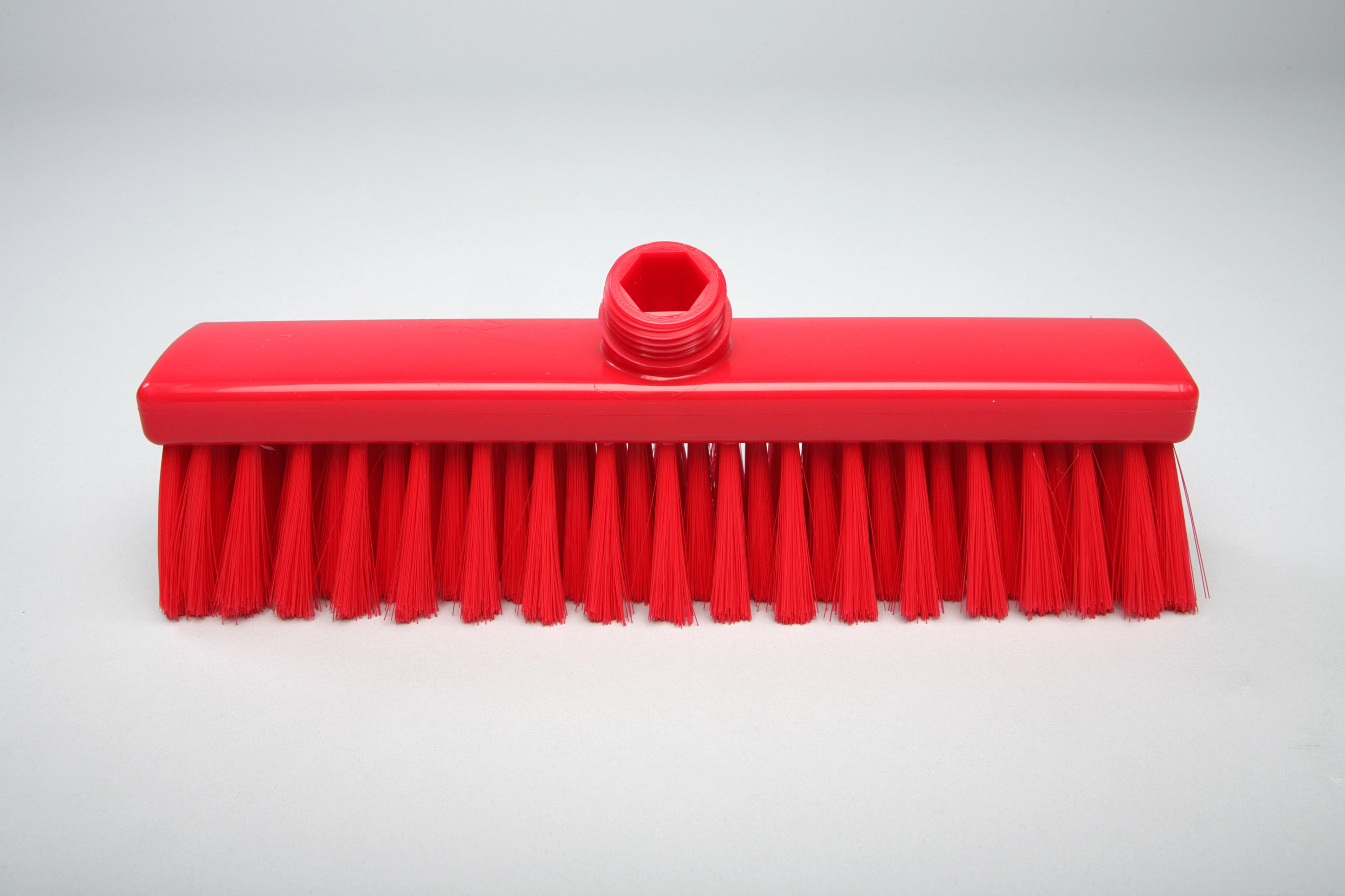 Unimop pühkimishari 300 x 60 x 55 mm, keskmine, punane, kastis 6 tk
