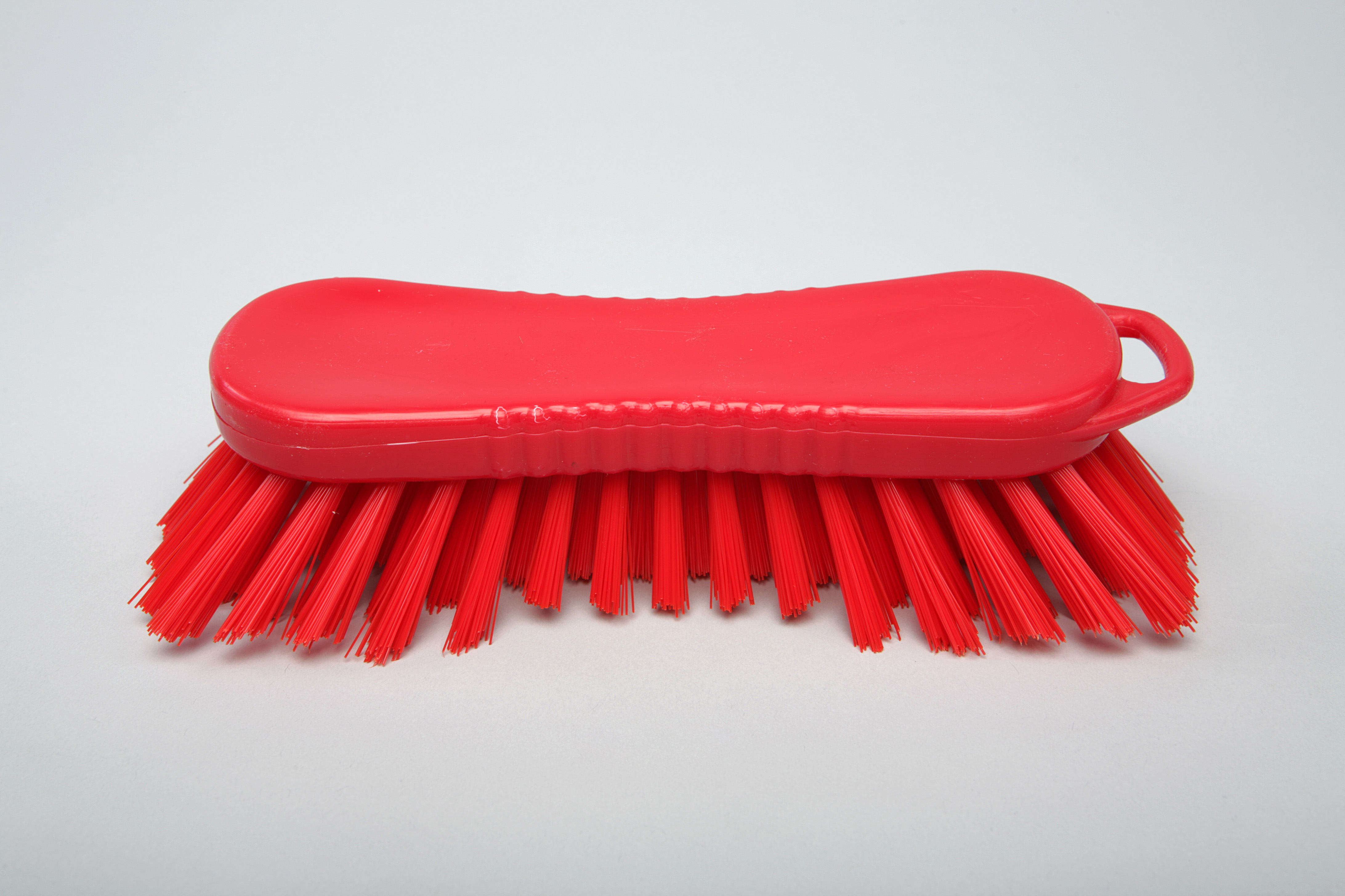 Unimop käsihari 210 x 70 x 30/40 mm, keskmine, punane, kastis 12 tk