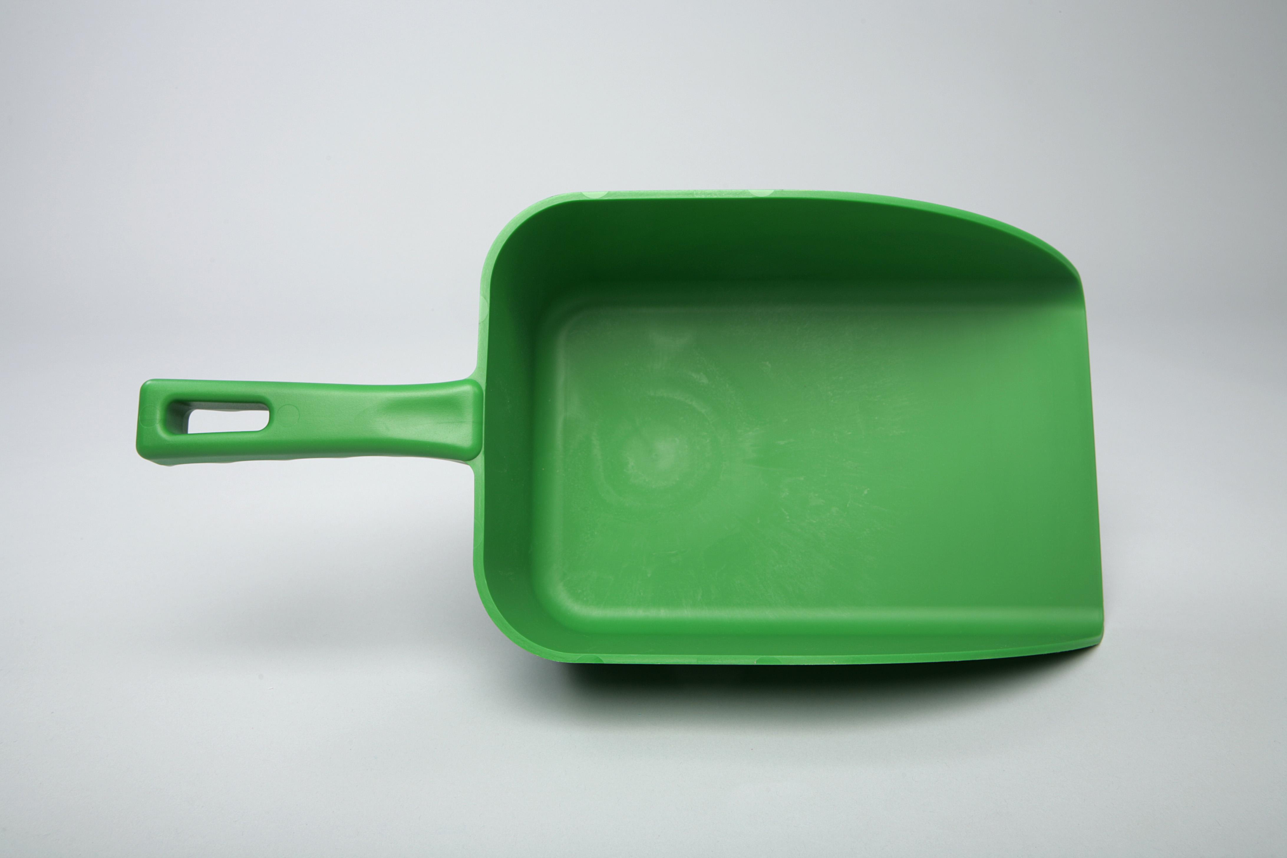 Unimop käsikühvel 160 x 360 mm, 1000g, roheline, kastis 10 tk