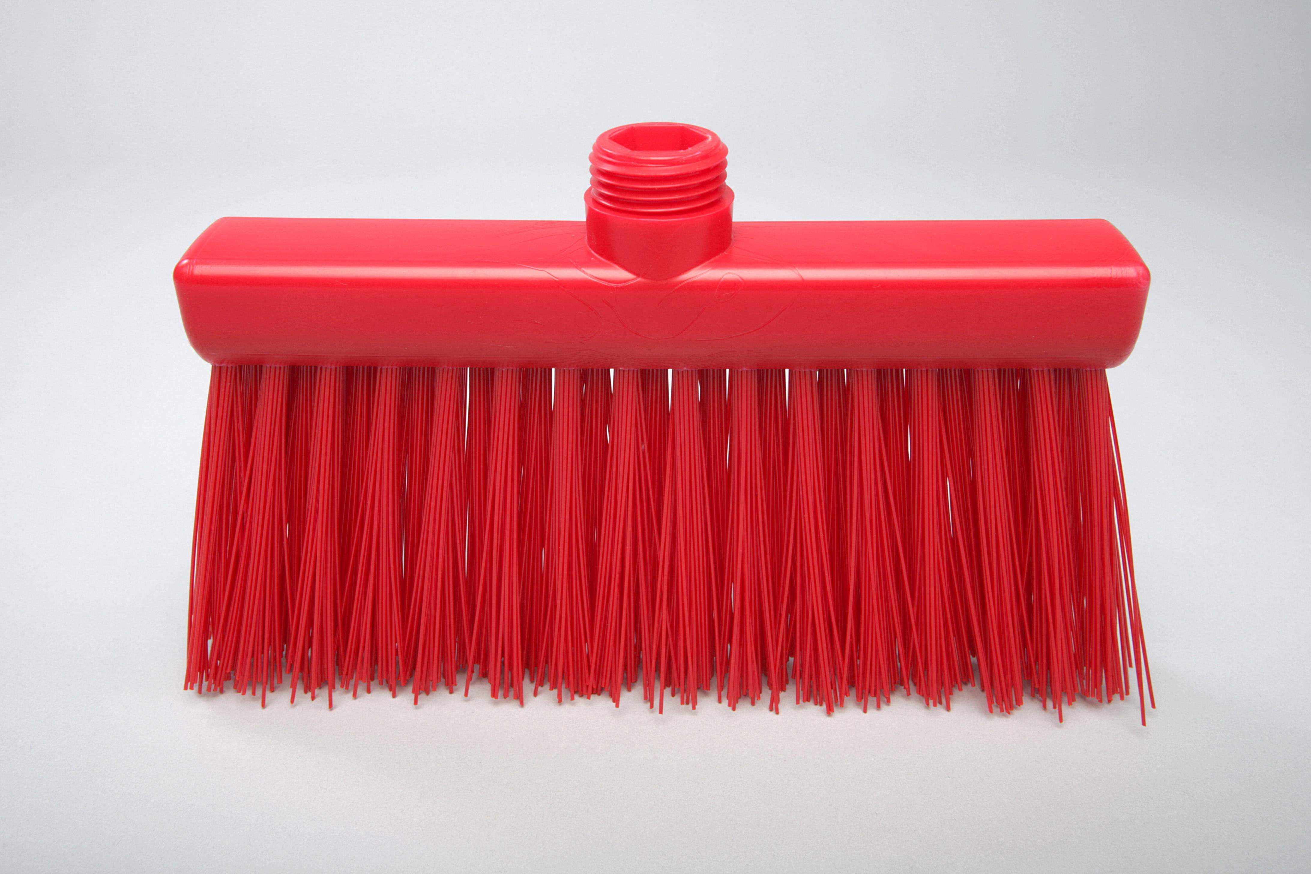 Unimop pühkimishari 260 x 35 x 105 mm, tugev, punane, kastis 6 tk