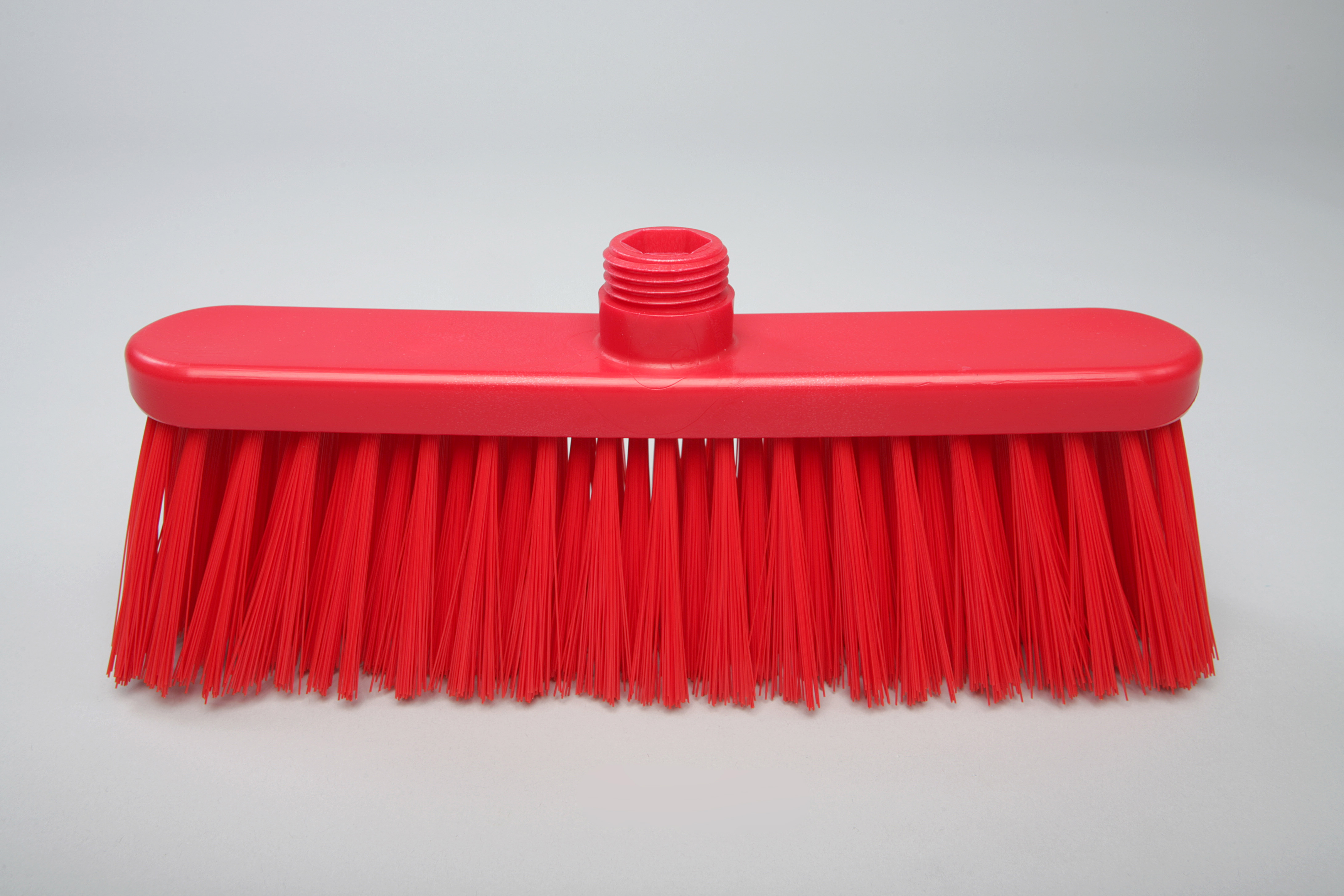 Unimop pühkimishari 280 x 48 x 70 mm, keskmine, punane, kastis 6 tk