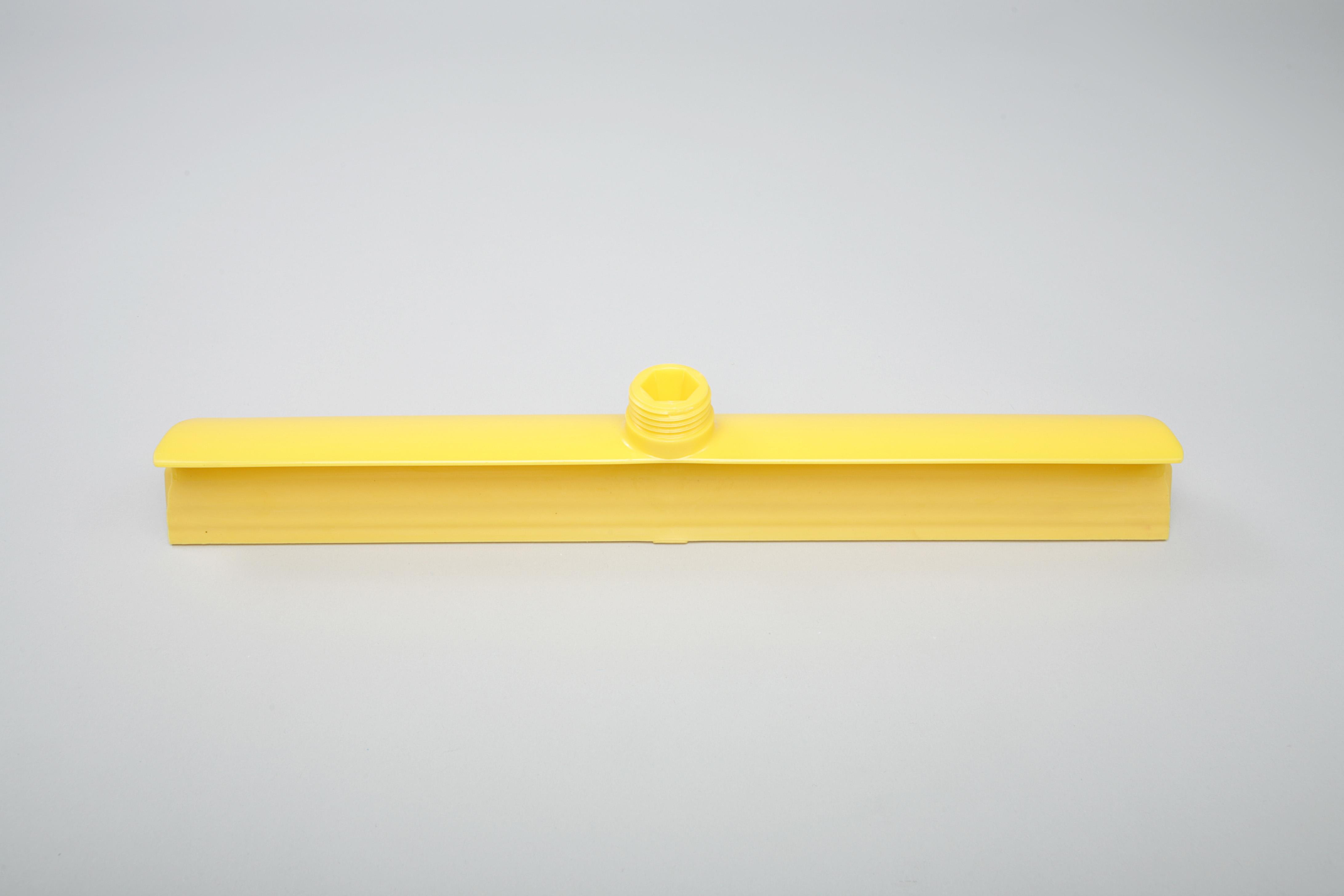 Unimop põrandakuivataja 1-teraline 40 cm, kollane, kastis 6 tk