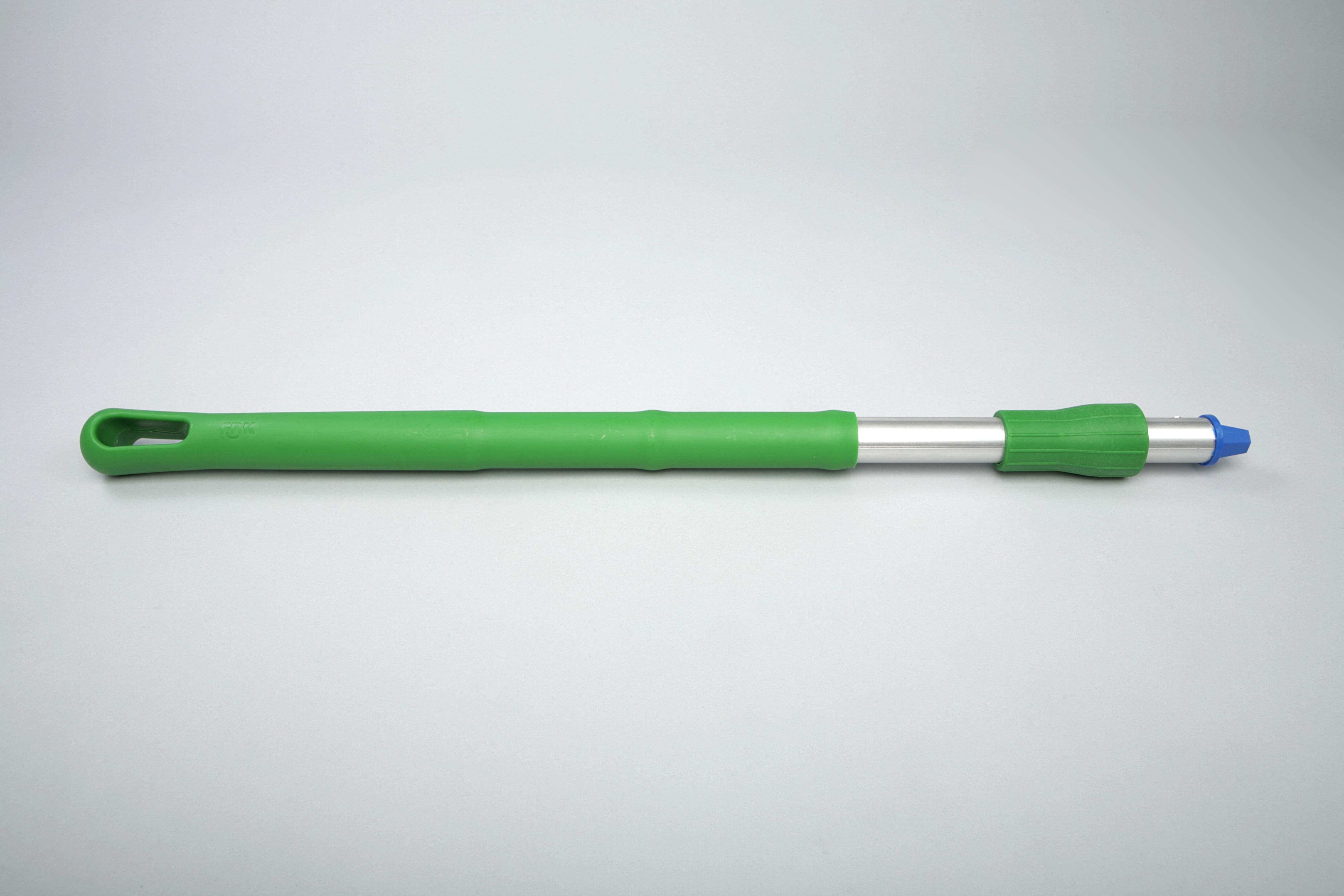 Unimop vars 65 cm, alumiinium, roheline, kastis 6 tk
