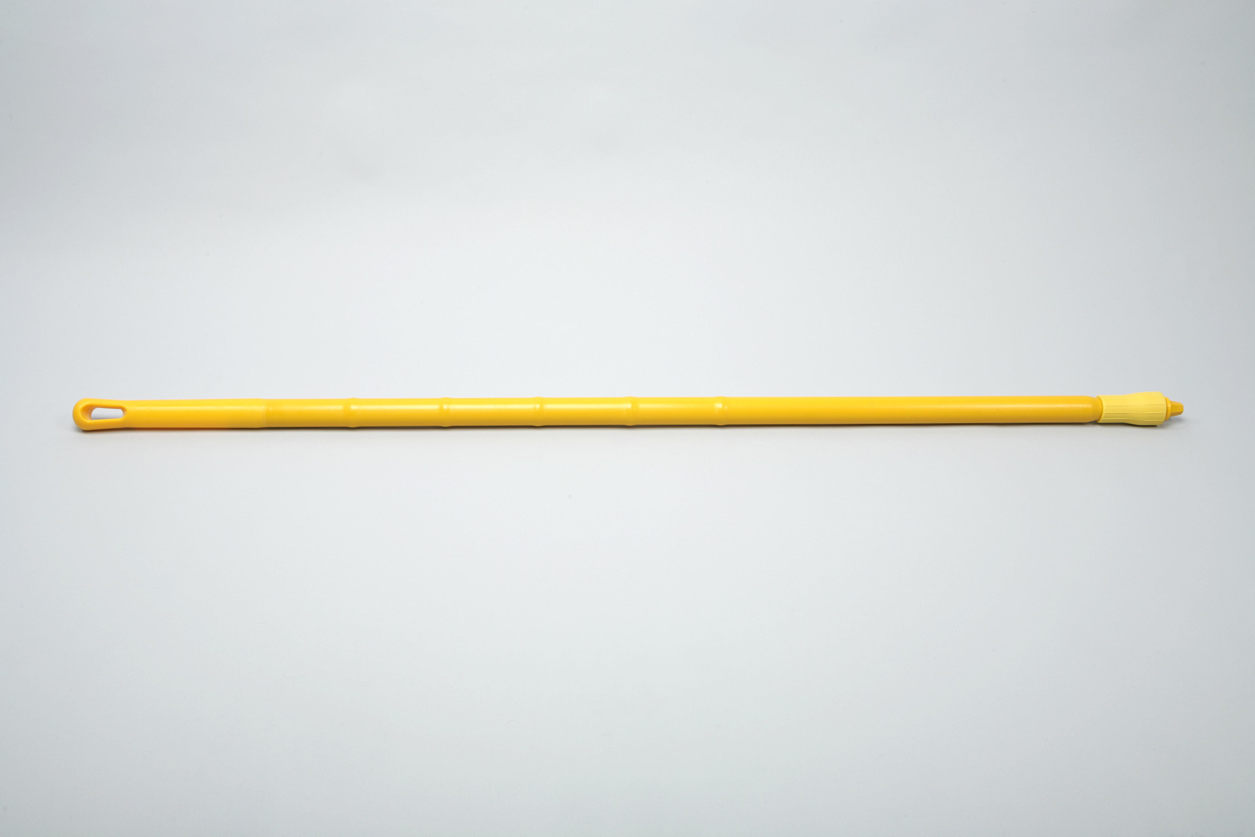 Unimop vars 130 cm, ühevärviline, kollane, kastis 6 tk L
