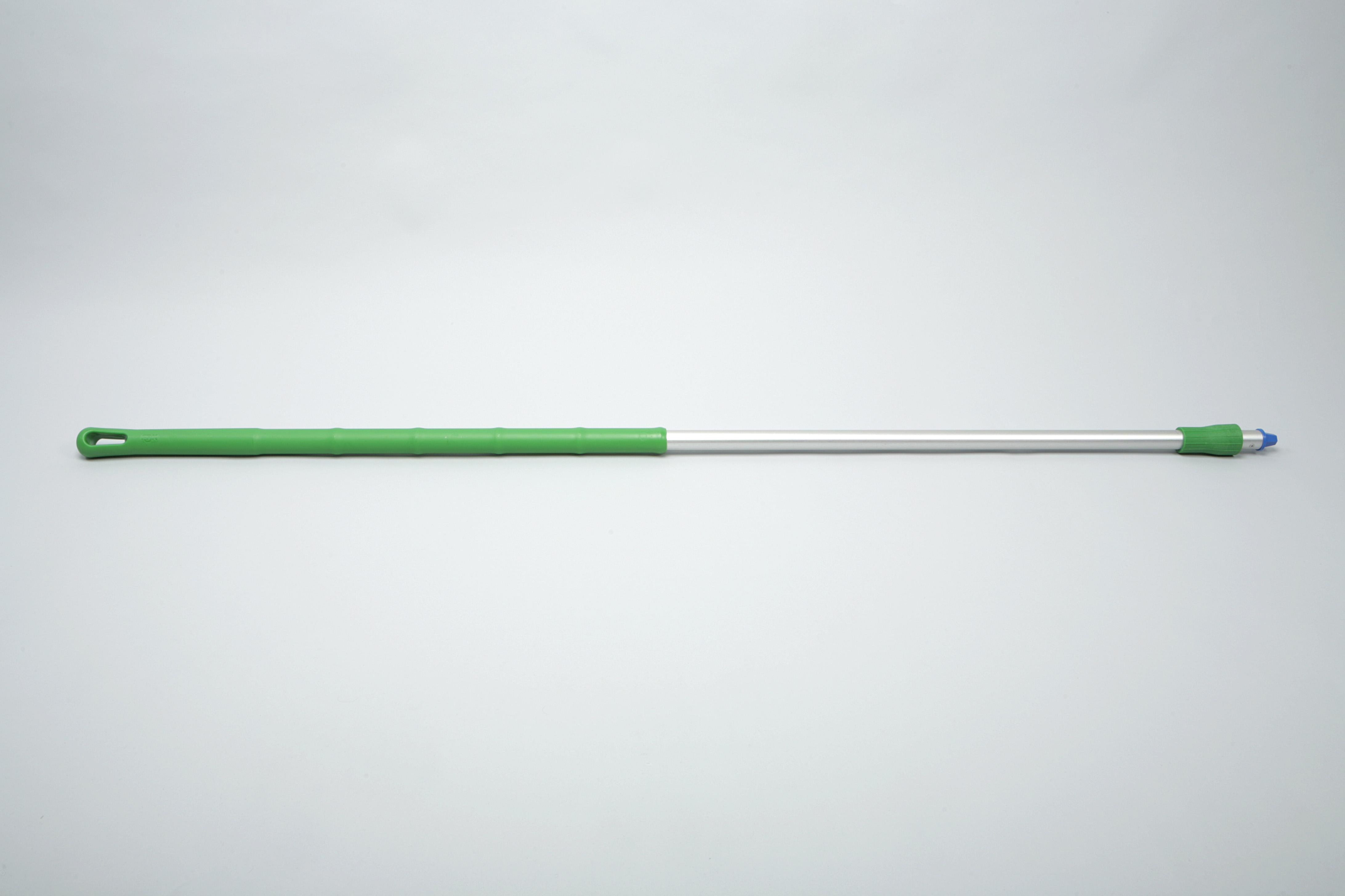 Unimop vars 150 cm, Ergo, alumiinium, roheline, kastis 6 tk