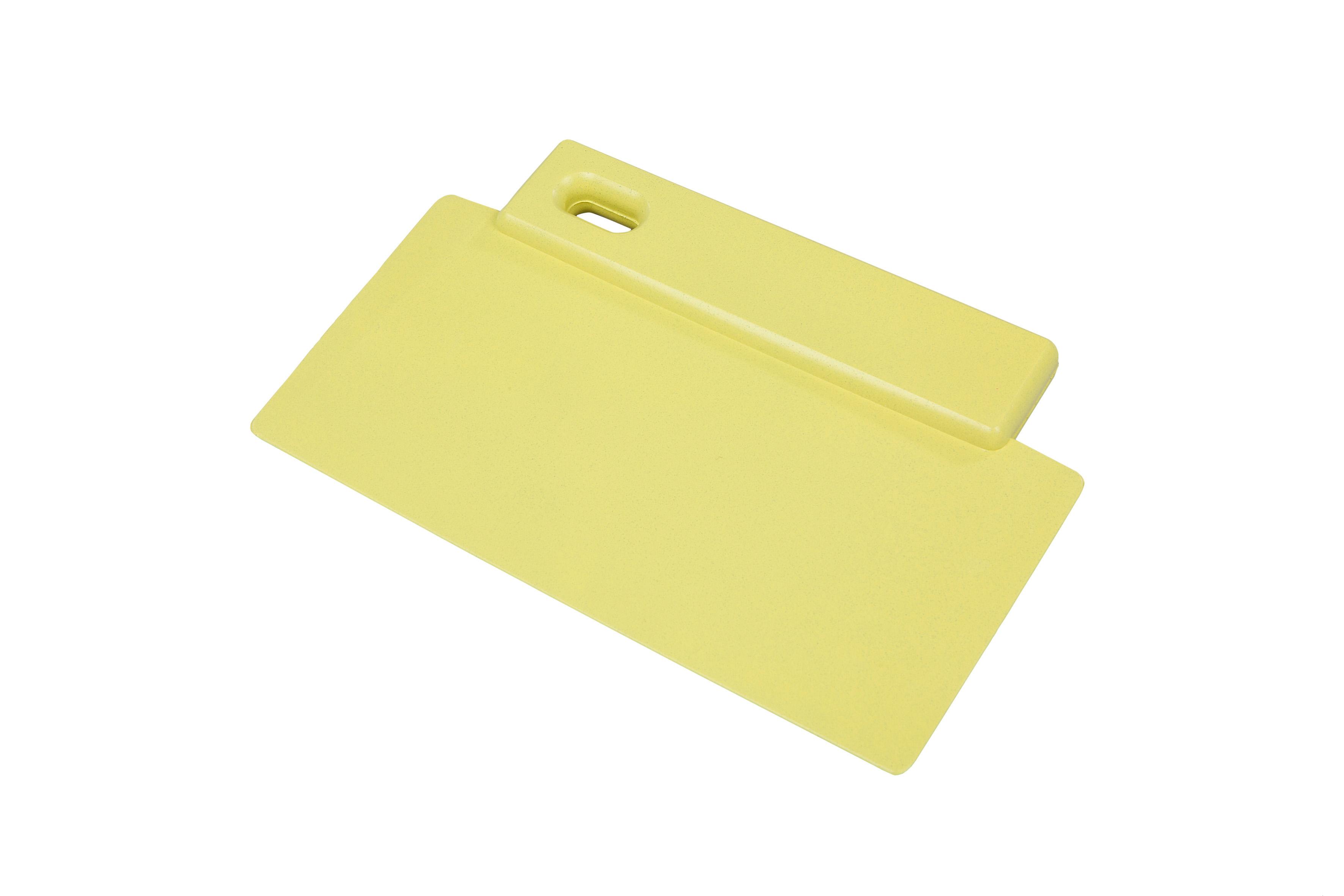 Unimop spaatel Ergo 200 x 125 mm, kollane, kastis 12 tk MD