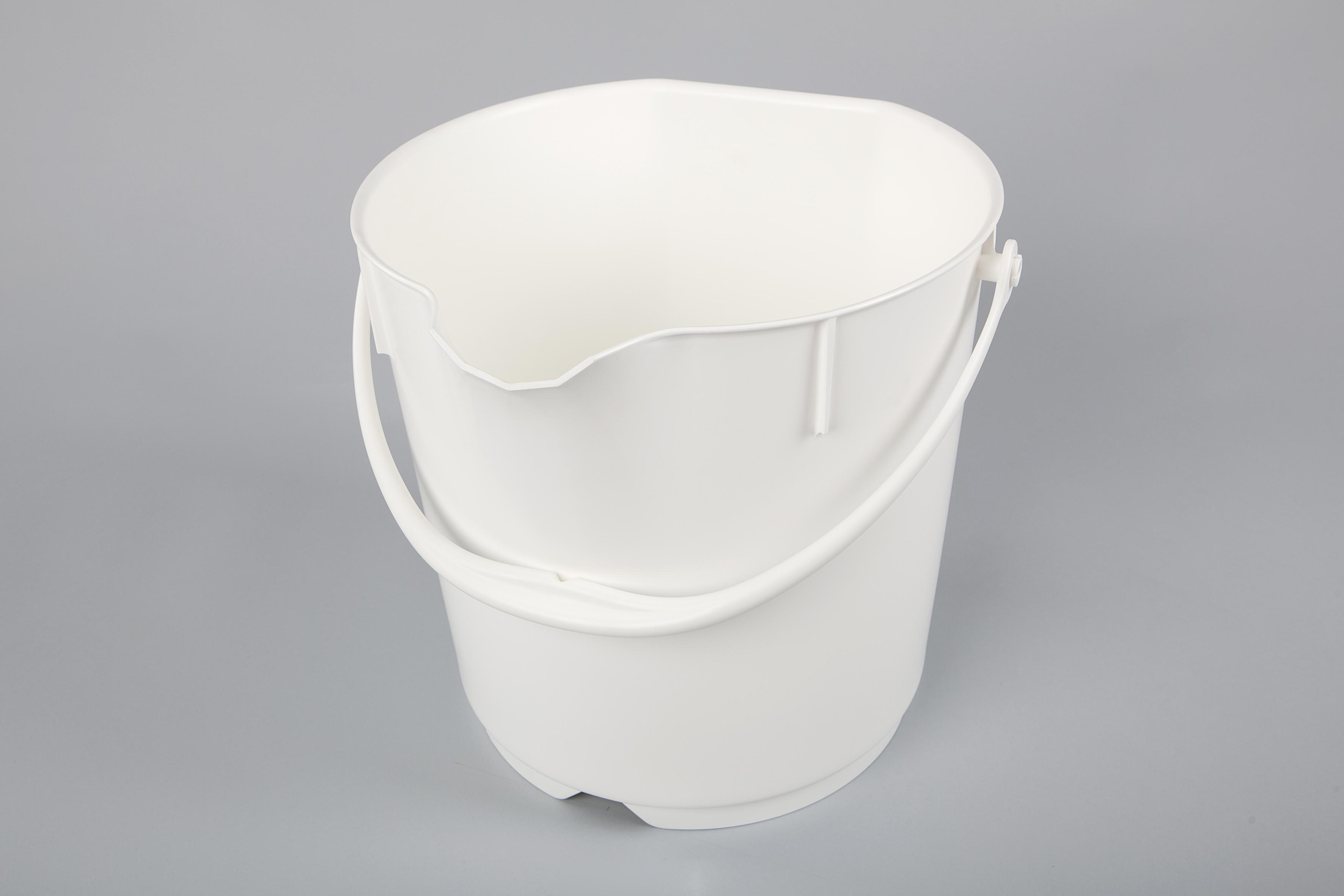 Unimop ämber 15 L, valge, kastis 4 tk