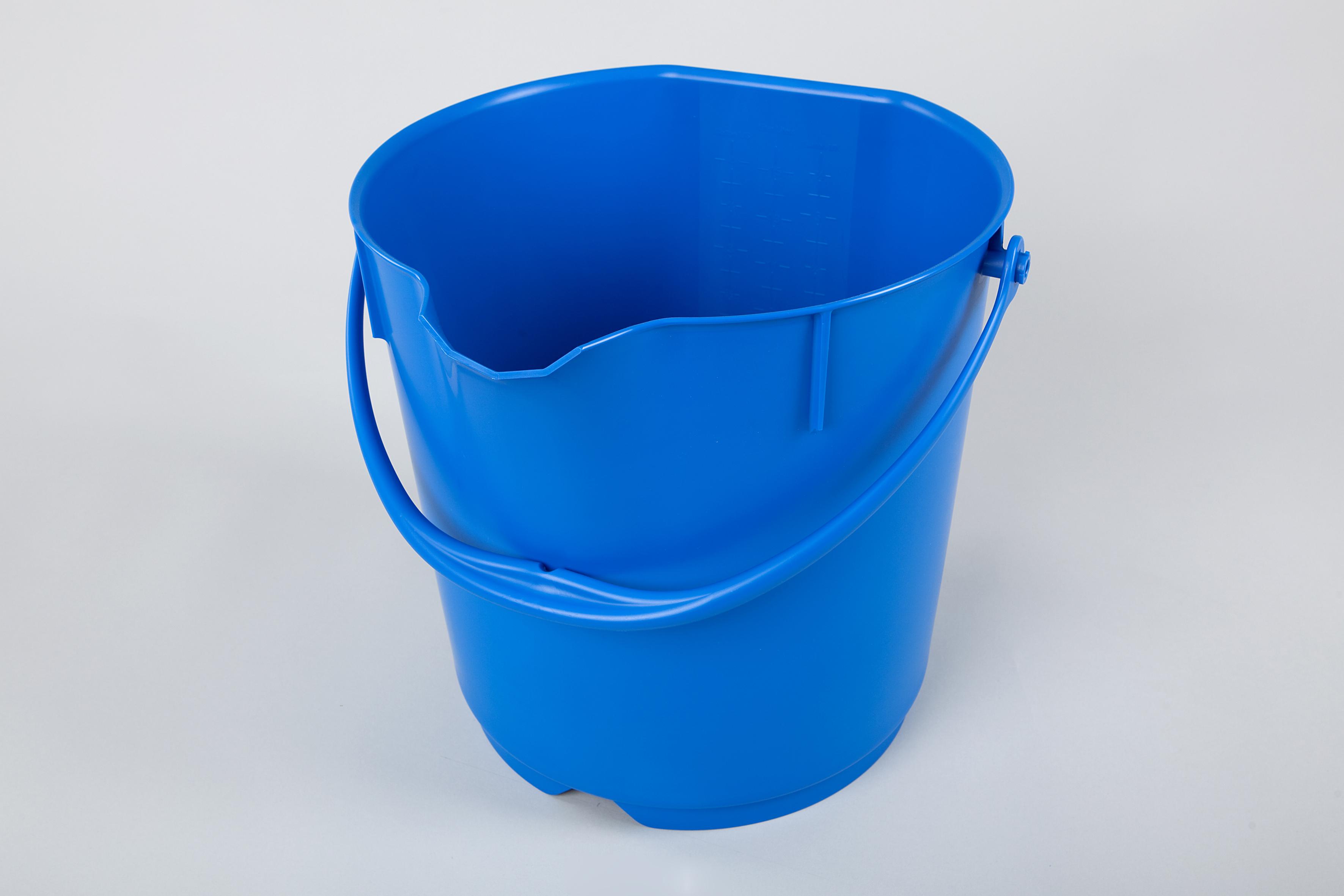 Unimop ämber 15 L, sinine, kastis 4 tk